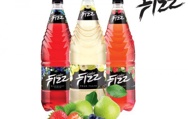 FIZZ Cider 1,5l PET